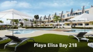 Webdesign project Playa Elisa Bay 218
